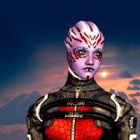 Asari on Tessia by lsquall
