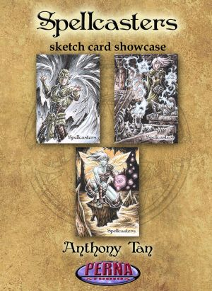 Anthony Tan Showcase - Spellcasters