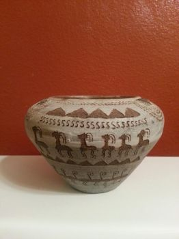 Ancient Pottery by pikab2001