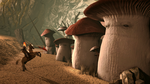 Army Of Mushrooms by d0ntst0pme