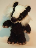 'Dennis' the Badger 3 by mellisea