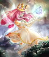 Aurora #2 - Child of Light by Nibari