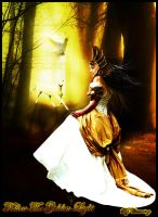 Follow the Golden Light by charming973