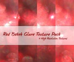 Red Bokeh Glare Texture Pack by powerpuffjazz