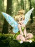 Tinkerbell by RomanticFae