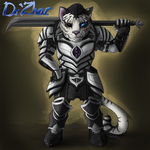 Do'Zhar Chibi Redux by prathdarkwyrm