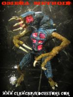 Omega Metroid Figure by symbiote-x
