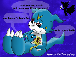 Special Father's Day by SabrosoVeemon