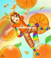 A Burst of Citrus Joi by Innocent-raiN