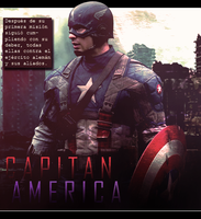 Capitan America - Comic Concept by DiegHoDesigns
