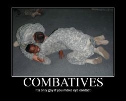 More combatives by maybetoby