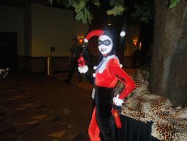Harley Quinn Cosplay by EndOfGreatness