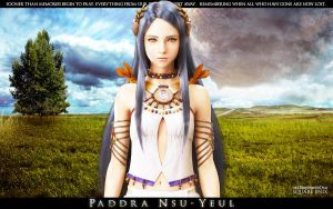 Paddra Nsu-Yeul ~ Wallpaper by Athraxas