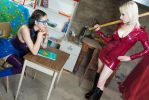 Sexuality Class by Ariane-Saint-Amour