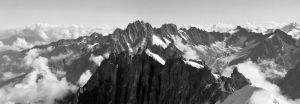 Alpine Panorama by Yslen