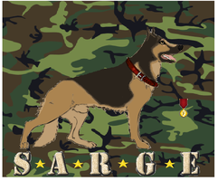 My Sarge by J-Dove