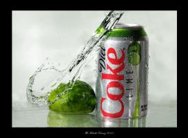 Coca Cola Lime by MichelleRamey