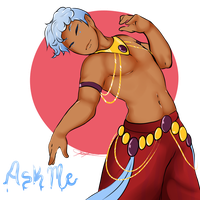 Ask Abisha the belly dancer! by AbishaTheDancer