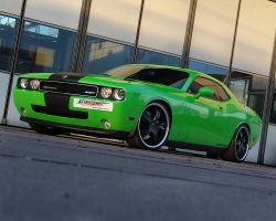 Geiger Dodge Challenger SRT by TheCarloos