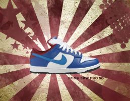 NIKE DUNK LOW PRO SB by Pipe182motaS