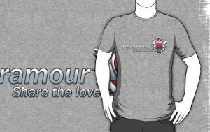 Paramour ~ Share the Love by eclipsedsoul