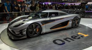 Geneva 2014: Koenigsegg One:1 by randomlurker