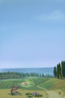 Italian Farm-Pan by Evilduckie227