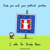 Political Parties by sebreg