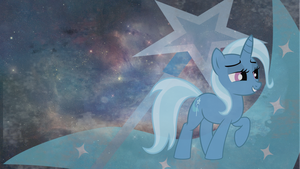 Trixie Wallpaper by NaczosowyPoniakPL