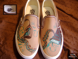 brown shoes by S2shoes