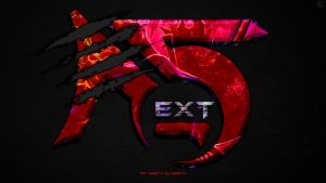 Next 5 Gaming Wallpaper Red by PrinzEzreal