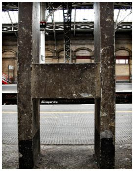 platform H by davespertine