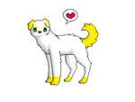 pixel puppy by InuKii