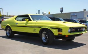 MACH 1 by StallionDesigns