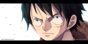 One Piece: Mugiwara no Luffy by AR-UA