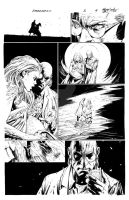 Darkness - Issue 5 Page 9 by MichaelBroussard