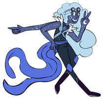 Moonstone Fusion by ArZulite