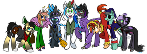 Group Photo! by Winter-Hooves