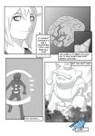 Manga - comic page 1 by BibsZL