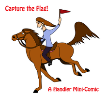 Handler-Capture the Flag Promo by thegriffin88