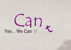 Yes .. We Can :) by NeverLoseYOurSmile