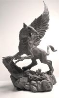 Griffin, 1 by LocascioDesigns