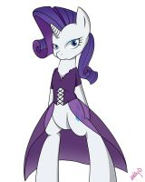 Rarity by DarklyDisaster