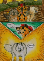 Wild Warriors page 17 by Leaquoia