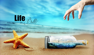 Life-in-bottle- by vito-scaletta
