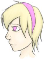 Rose Lalonde Doodle by Boxo-rox
