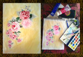 Roses by Focalis