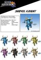 Shovel Knight (possible DLC) by birdman91