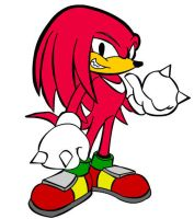 Knuckles by Happenstance67