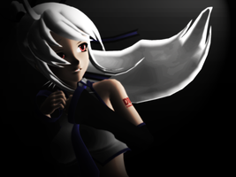 _MMD_ Fear by xXHIMRXx